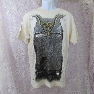The Mountain Mens Graphic Tee Shirt M NWOT